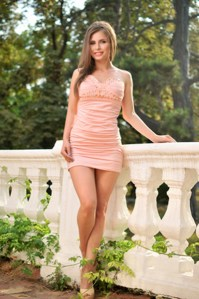 delicate Ukrainian female from city Odessa Ukraine