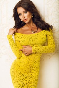 easy-going Ukrainian womankind from city Kiev Ukraine
