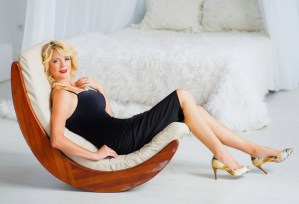 elegant Ukrainian lady from city Nikolayev Ukraine