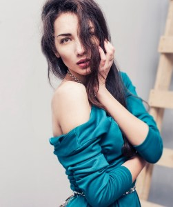 exclusive Ukrainian female from city Kyiv Ukraine