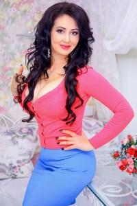 faithful Ukrainian womankind from city Odessa Ukraine