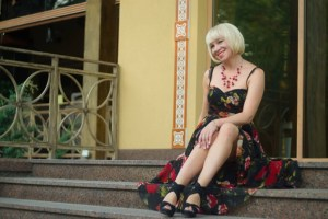 fun Ukrainian best girl from city Poltava Ukraine