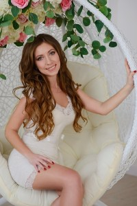 interesting Ukrainian fiancée from city Zaporozhye Ukraine