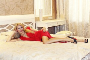 kind Ukrainian bride from city Kiev Ukraine