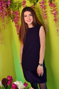 life-loving Ukrainian female from city Kharkov Ukraine