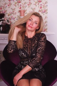 marvelous Ukrainian femininity from city Luybotin Ukraine