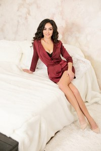 matchless Ukrainian bride from city Odessa Ukraine