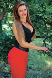 mild Ukrainian girl from city Odessa Ukraine