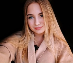 open-minded Ukrainian marriageable girl from city Harkiv Ukraine