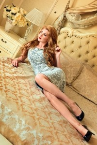peerless Ukrainian lass from city Kiev Ukraine