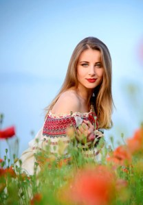 peerless Ukrainian marriageable girl from city Bila Tserkva Ukraine