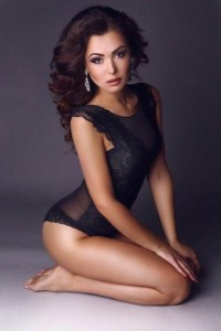 pleasant Ukrainian bride from city Lutsk Ukraine