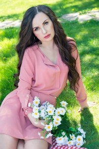 sincere Ukrainian lass from city Dnepr Ukraine