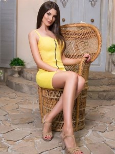 stylish Ukrainian best girl from city Kiev Ukraine