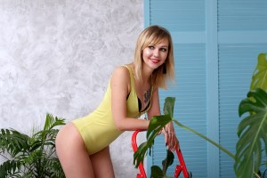 sumptuous Ukrainian woman from city Zaporozhye Ukraine