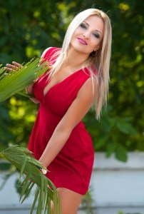 torrid Ukrainian woman from city Odessa Ukraine