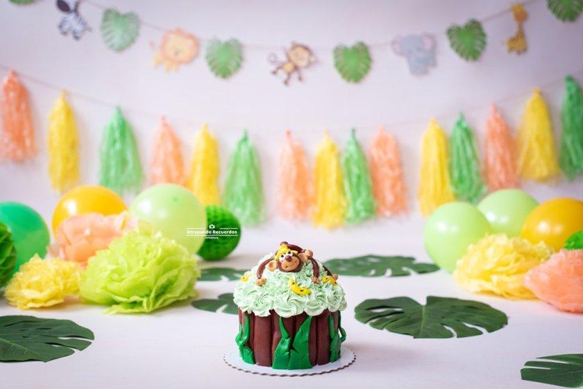 smash cake galdakao