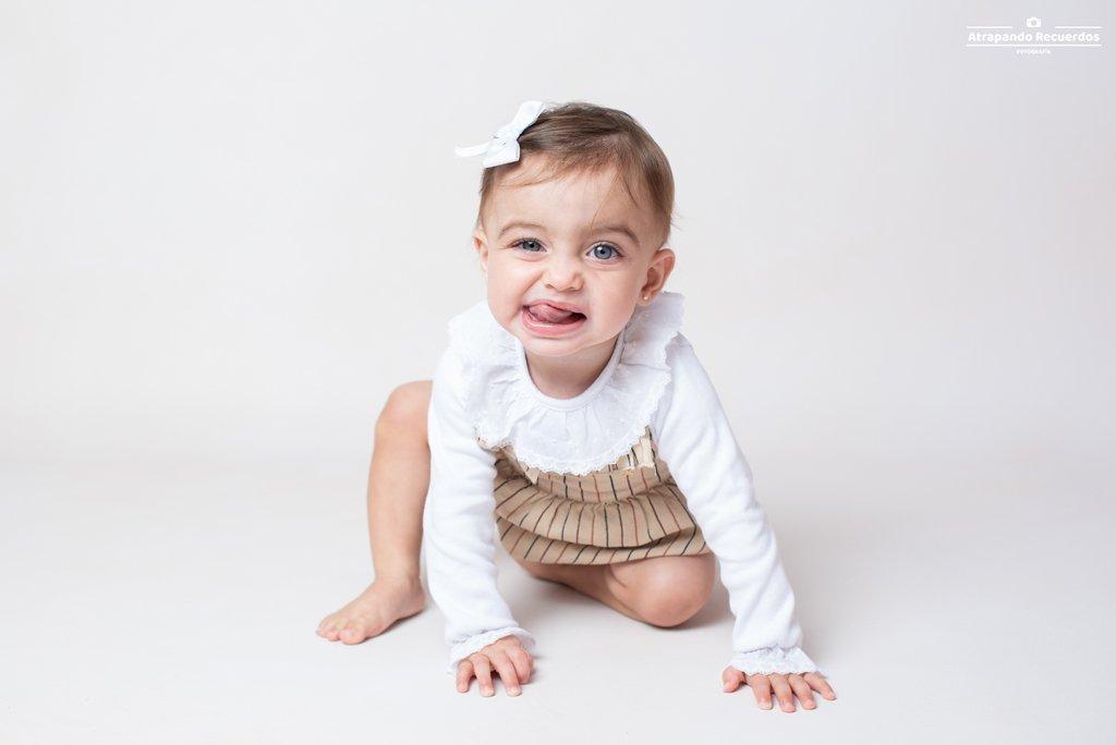 Fotografía bebés bilbao