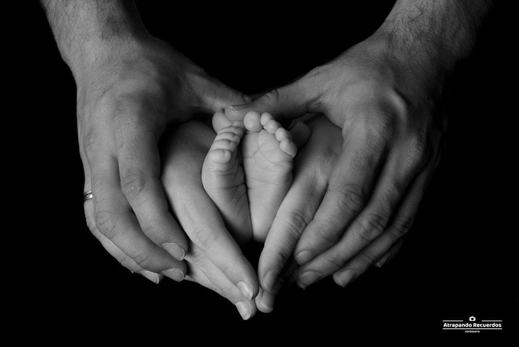 newborn sesion de fotos bizkaia