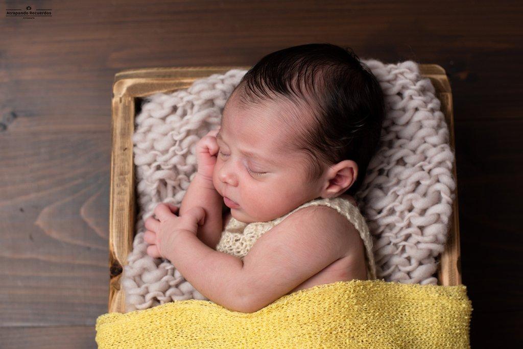 fotografo newborn santurce portugalete