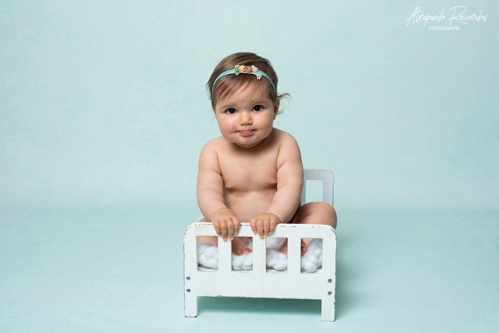 Reportaje fotografico bebe portugalete