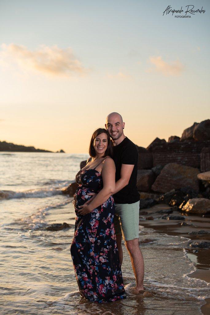Fotos embarazada Gernika