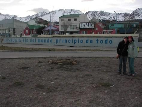 Ushuaia, fin del mundo, principio de todo