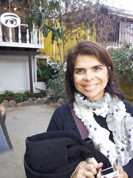 La Chascona, casa de Neruda em Santiago