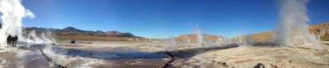 Geyseres del Tatio, Atacama