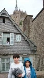 Auberge Saint Pierre, nosso hotel no Mont Saint-Michel