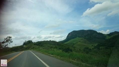 Lindas paisagens da BR 267, em Minas