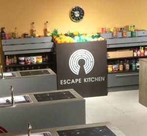 Sala Escape Kitchen - Foto: Divulgação