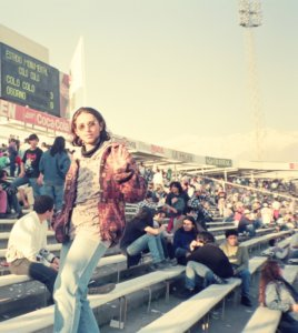 Colo Colo 5x0 Osorno - Estádio Monumental em Santiago