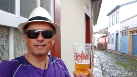 Cerveja Loba, em São João del-Rei