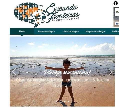 Blog Expanda Fronteiras