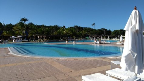 Piscina do Club Med Trancoso