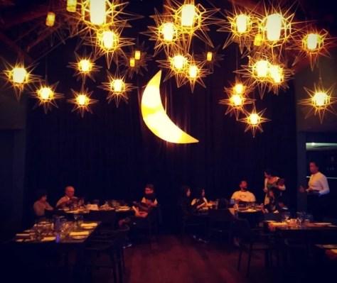 Restaurante Lua no Club Med Trancoso