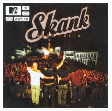 Show do Skank na Praça Tiradentes em Ouro Preto