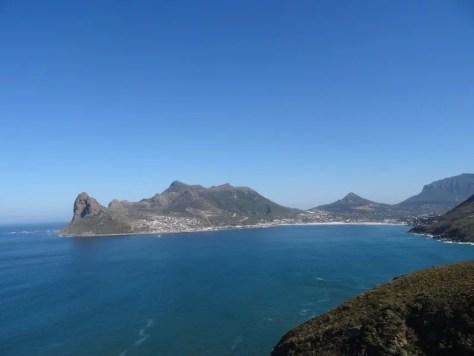 Chapman's Peak - estrada entre Cape Town e Cape Point