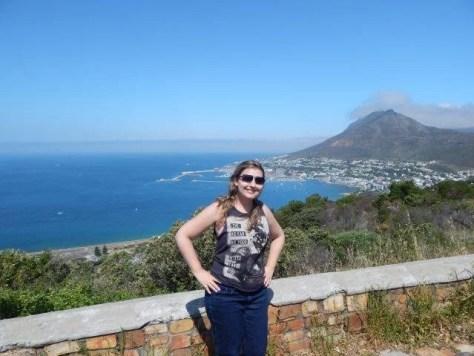 Dirigindo na África do Sul - foto: Juny Pelo Mundo