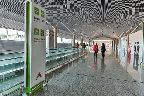 Aeroporto internacional de Brasília - Foto: site oficial do aeroporto