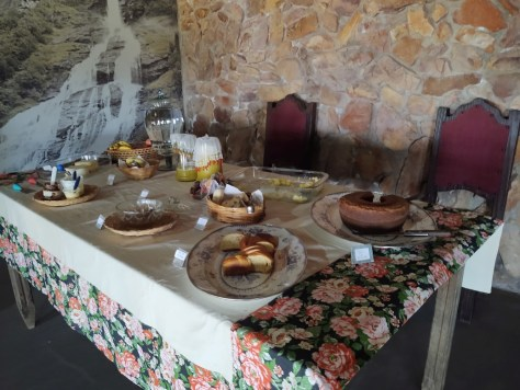 Café da manhã na Trilha do Calango - Lago Oeste/DF