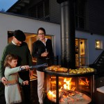 Cheminees D Exterieur Barbecues Fours A Pain