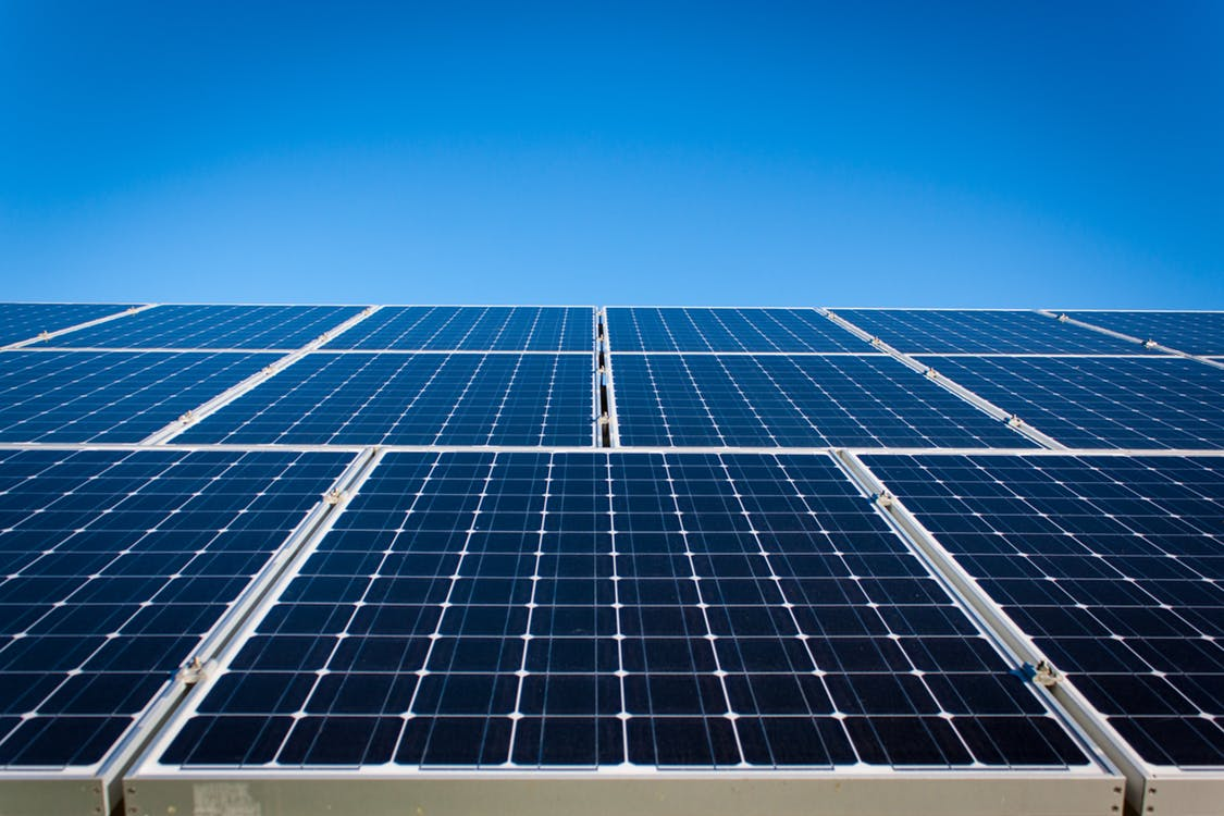 energia dai pannelli solari