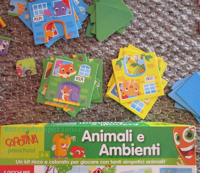 carotina preschool animali e ambienti atrendyexperience