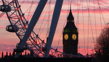 weekend romantico a londra london-eye-2864410_1280
