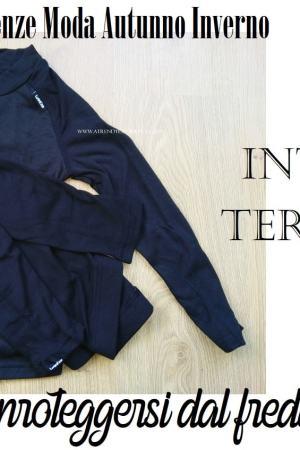 abbigliamento intimo termico per proteggerci dal freddo