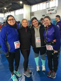 Team Galloway LI makes an appearance at the Garden City Turkey Trot