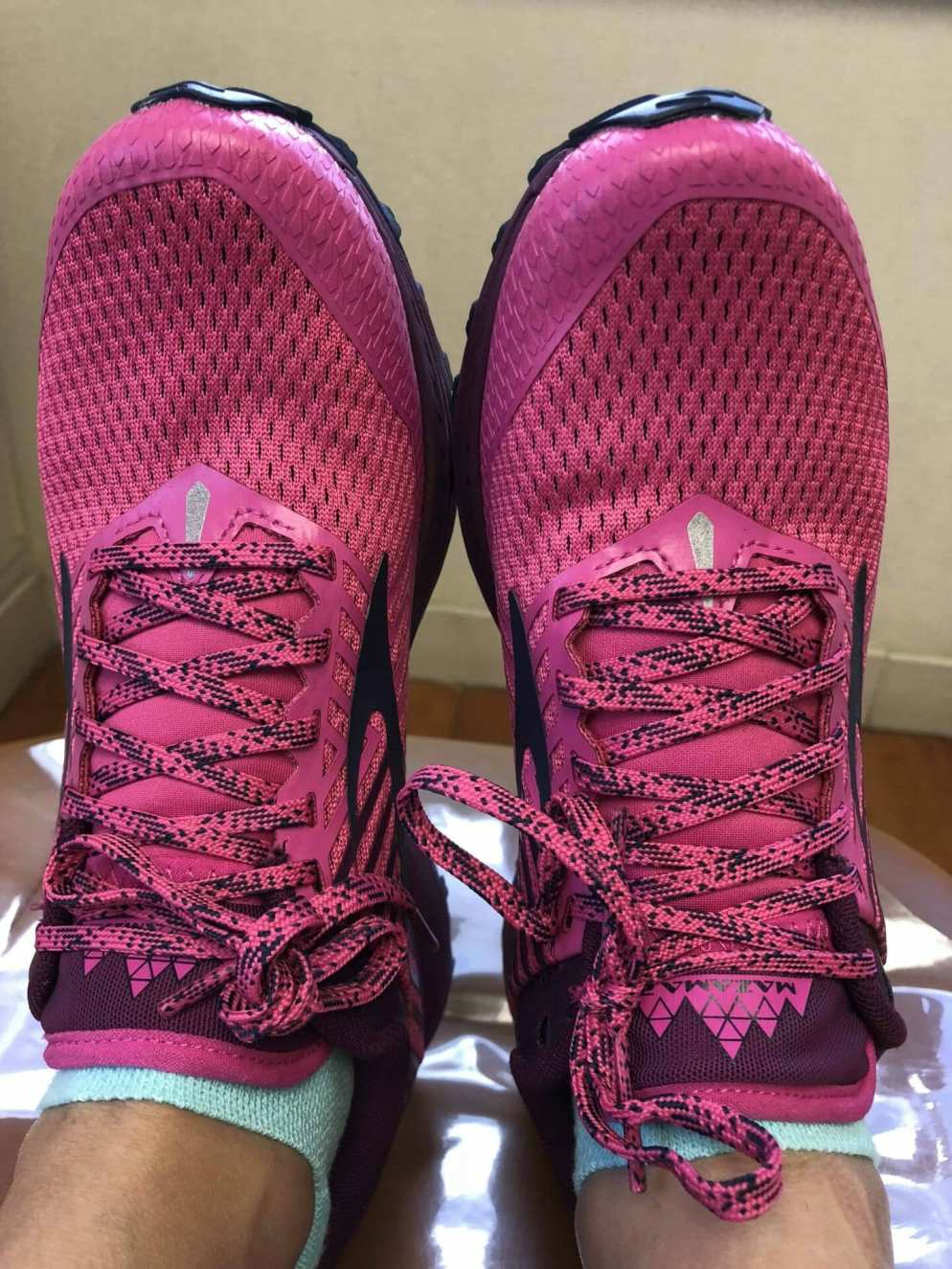 f86aaf7682e Trail Sneaker Review  Brooks Mazama 2 Trail Shoes · A Triathlete s Diary