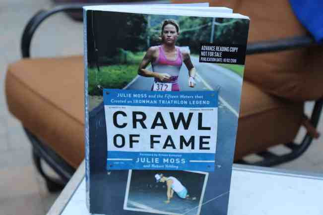 Crawl of Fame by Julie Moss